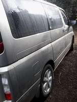 Nissan Elgrand 7- Seater Immaculate
