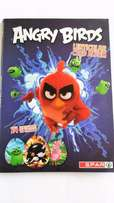 full angry birds album