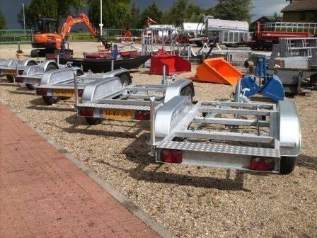 1408 aanhangers tank of agregaat opbouw chassis