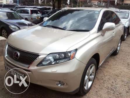 Lexus RX 450 Hybrid - 4 Wheel Drive; Sunroof Parklands - image 1