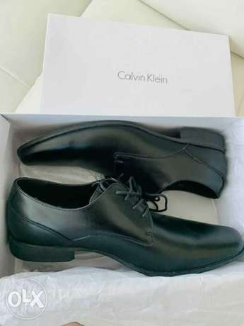 used CK shoes