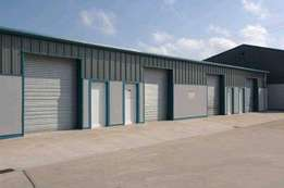 Emergency industrial doors repairs installations newvand 2nd hand door