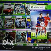 1day special 20LATEST xbox 360 games R690