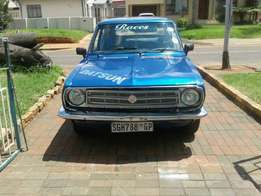 Datsun for Sale or to Swop