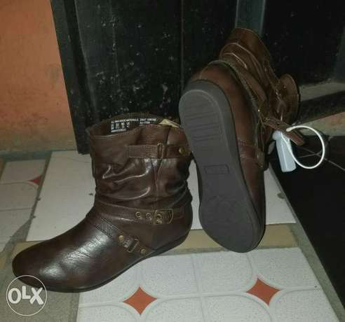 New ankle boots Owerri Municipal - image 1