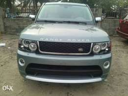 Upgraded 2009 to 2013 Range Rover Sport