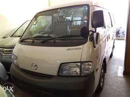 Mazda bongo manual Diesel with single back Tyre,hiroof.
