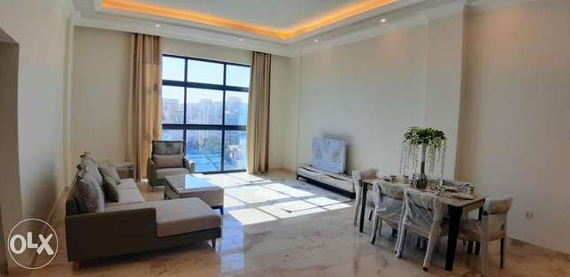 Brand new luxury 3bhk fully furnish apartment 4 rent in Um Al Hasam