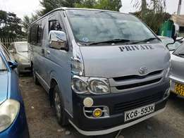 Toyota Hiace 1 KD engine,super clean. Private. Buy and Drive