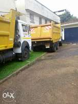 Tata lorry, as new condition, choice of 2