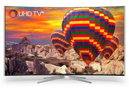 TCL 48 inches curved tv on offer