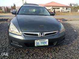 Very Clean and affordable 2006/7 Honda Accord