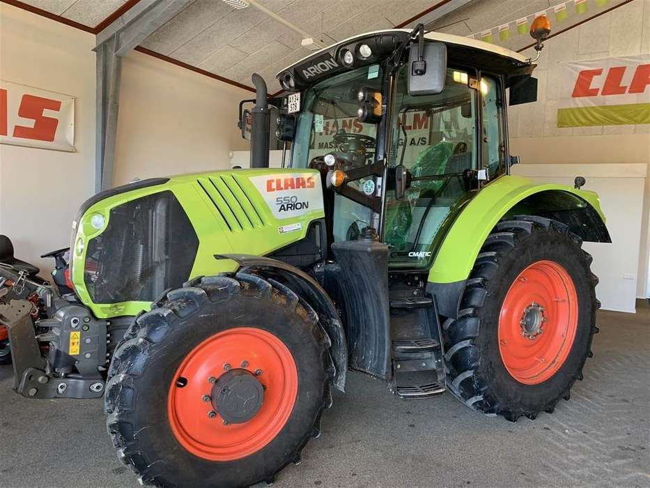 Claas Arion 550 C-matic - 2015