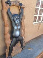 wood work for sale .. mountain gorilla