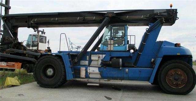 Kalmar Drf450 65c5x - 2007