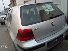 Tokunbo Volkswagen golf4 manual gear for sale