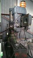 used radial arm drill mas yr6 for sale