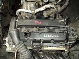 ford zetec 1.8 16V TWIN CAM ENGINE (DURATECH) R8500xx