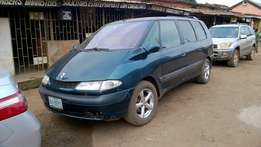 Very Clean Registered Renault Espace 02 manual drive