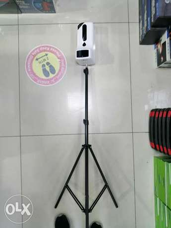 Despinser and thermometer camera السيب -  1