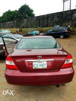 Nigerian used Toyota Camry for sale