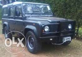 Land Rover KAX [Manual ,Power Steering,Side steps]