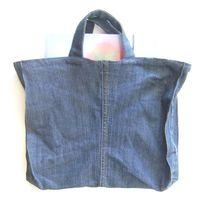 7689e25ff torba z dżinsu,dżinsowa torba na zakupy,fajna torba na zakupy,eko torb