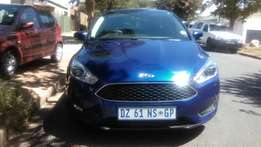 2015 Ford Focus 1.0 Ecoboost Tred