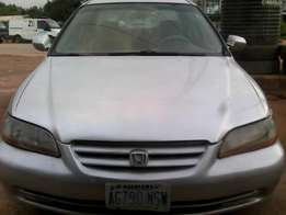 Honda Baby Boy 2001/02 For Sale