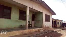 Two 3bedroom flat in akure south for sale