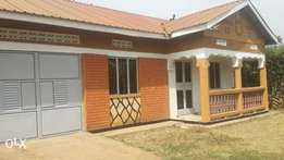 Three bedroomed house for rent