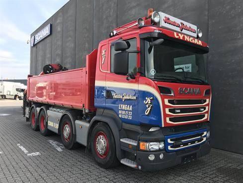 Scania R580 - 2016