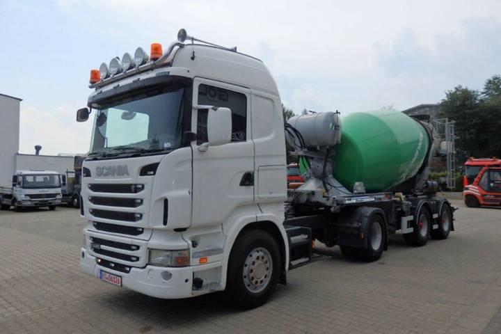 Scania R440 4x2 SZM mit Betonmischer Schwing 10 m³ - 2011
