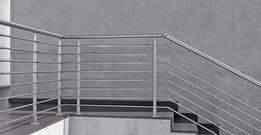 Stairs and balcony polokwane
