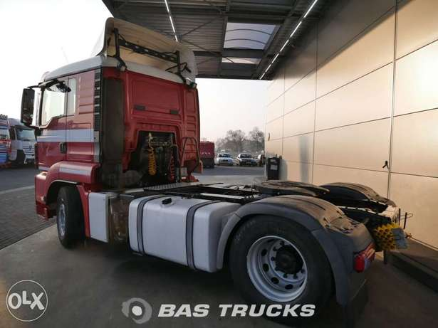 MAN TGS 18.360 L - To be Imported Lekki - image 2