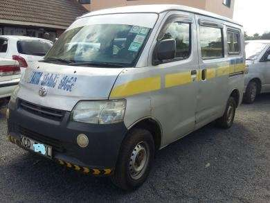 Toyota Townace KCD,Manual,1500cc,Petrol,Ksh 550,000 Negotiable Hurlingham - image 5