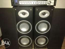 Dixon Home Amp + Set of subs
