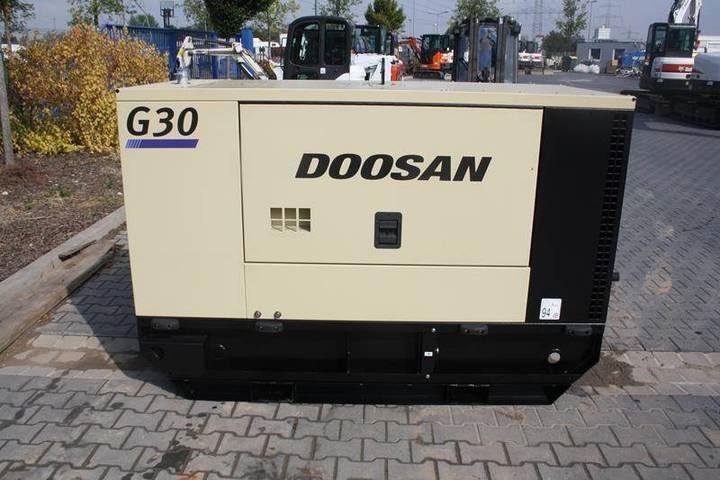 Doosan G30 - 2017