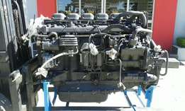 Various Scania Engines