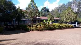 Well located 5.3acres in Karen with a title deed