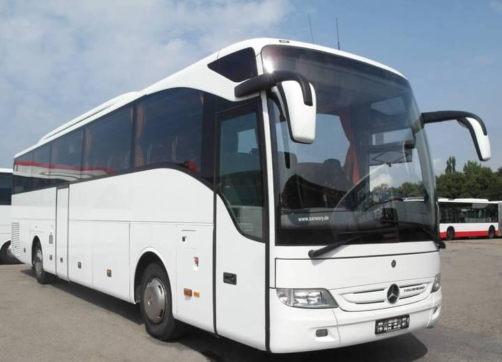 Mercedes-Benz 350 Tourismo 15 RHD/326793KM /Travego/6 Gang/WC - 2015