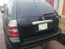 Registered 2005 Acura MDX (auto+leather+rooftop dvd)