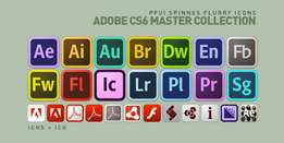 Adobe CS6 Master Collection for mac