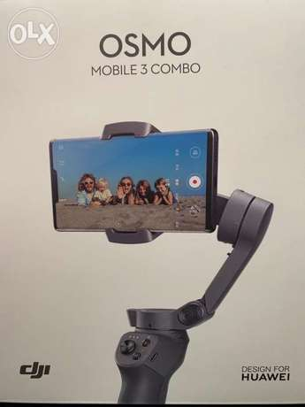 Osmo Mobile 3 Combo New