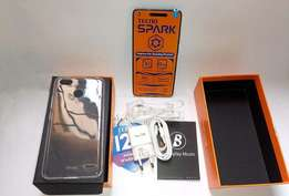 TECNO SPARK,Brand new seald,free screenguard,cover n warrant in ashop