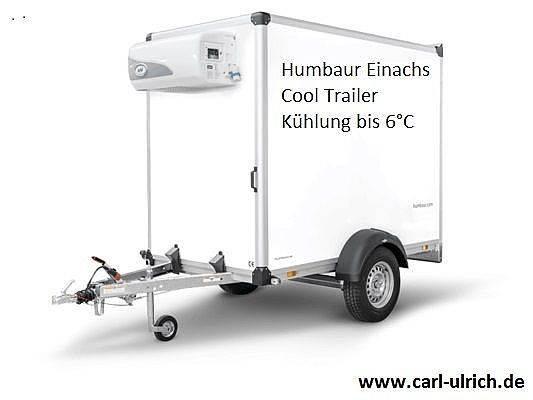 Humbaur Kühlanhänger HGK132716-21 PF60 Profi Cool Trailer
