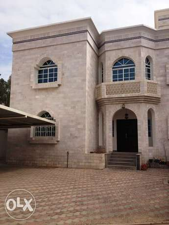 4+1 BHK semi-detached villa available FOR RENT in Madinat Qaboos