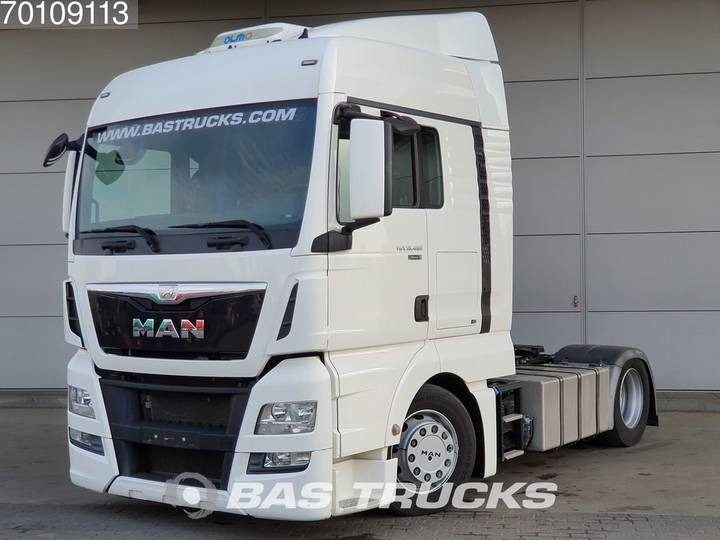 MAN TGX 18.480 XLX 4X2 Intarder Mega Standklima Euro 6 - 2015