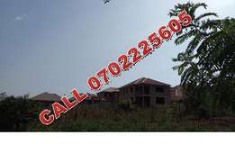 Spectacular 50 by 100ft plot for sale in the haert of Namugongo at 50m