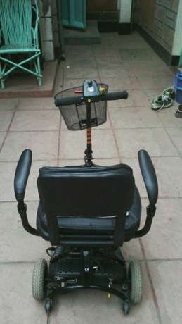 Wheelchair electric Utawala - image 4